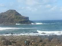 Picture off Giant's Causeway.